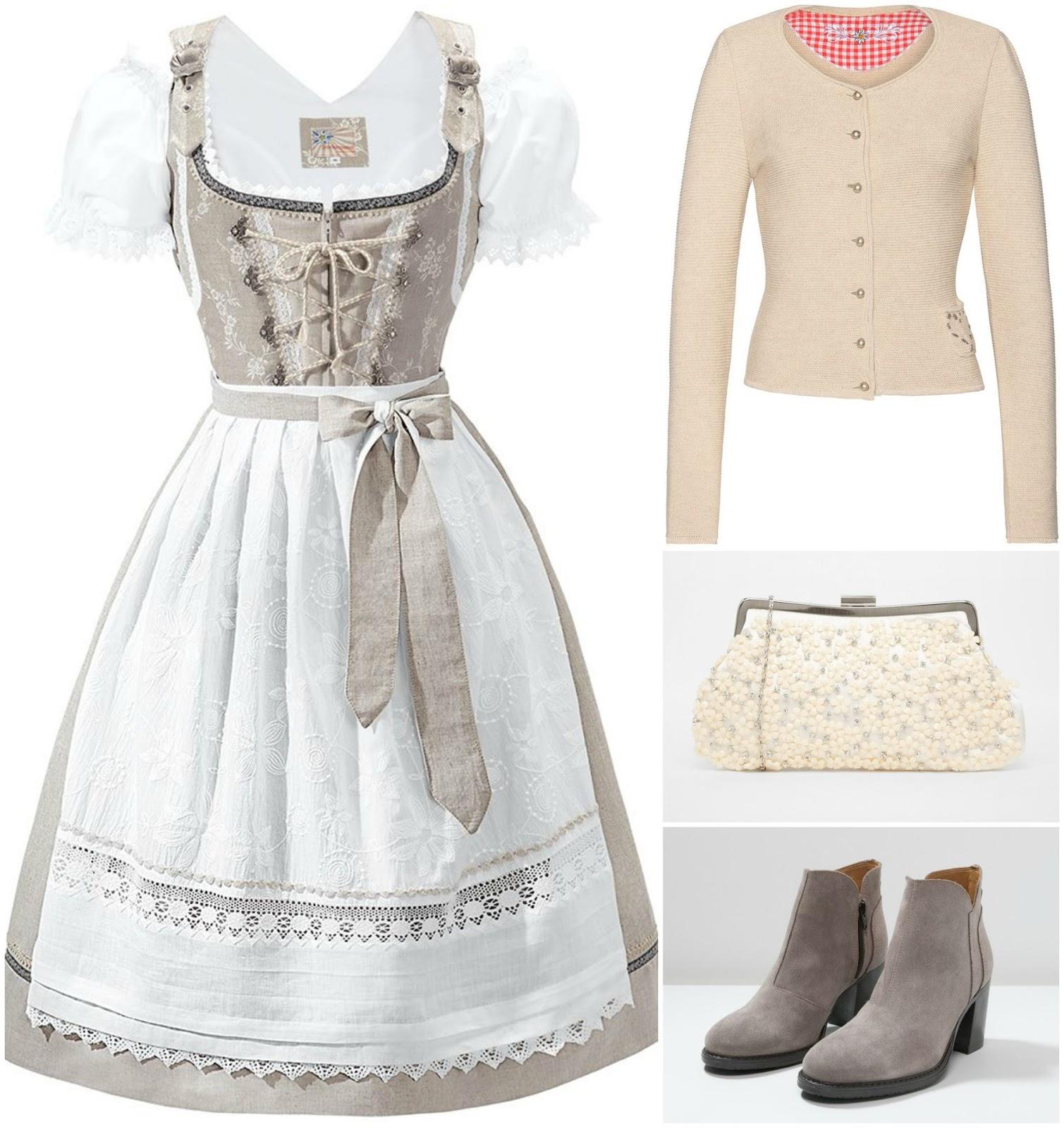 5 dirndl looks for oktoberfest the fashion rose. Black Bedroom Furniture Sets. Home Design Ideas