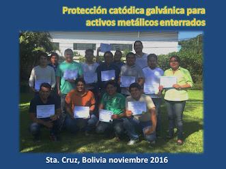 Sta. Cruz, Bolivia, noviembre 2016