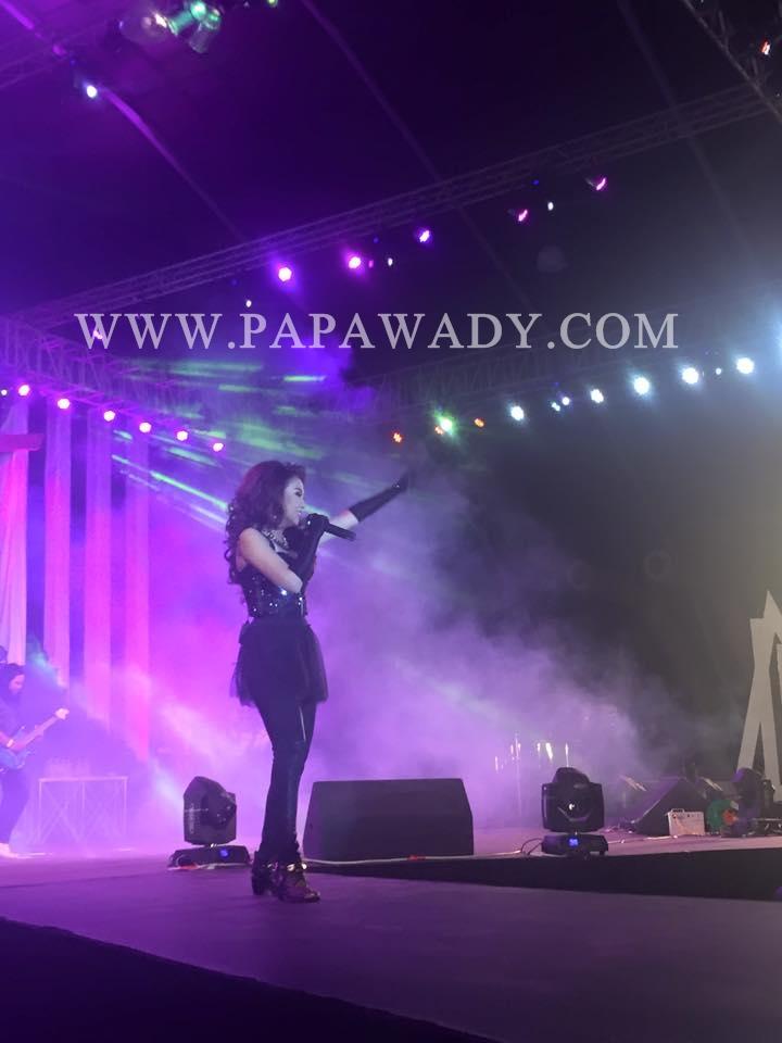 Wine Su Khine Thein Solo Live Show