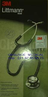Jual Stetoskop Littmann Classic II SE