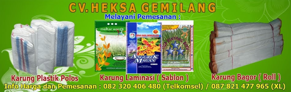 Jual Karung Plastik, Jual Karung Bandung, Jual Karung Plastik Murah, Jual Karung Di Bandung