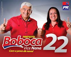 "BOBOCA E NANA: ""A FORÇA VEM DO POVO!"""