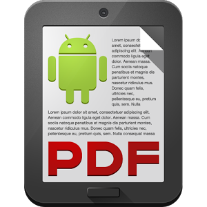 Android OS ႏွင့္ Tablet ေတြမွာ စာဖတ္ရန္ အခက္ခဲ့ျဖစ္ေနသူမ်ားေဆာင္ထားရန္-PRO PDF Reader v4.3.2 Apk