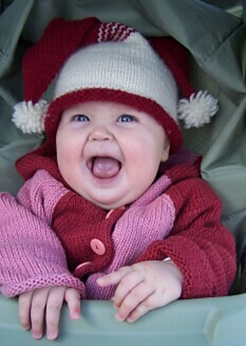 Free Xmas Knitting Patterns For Babies : Cute knitting some patterns for christmas all free