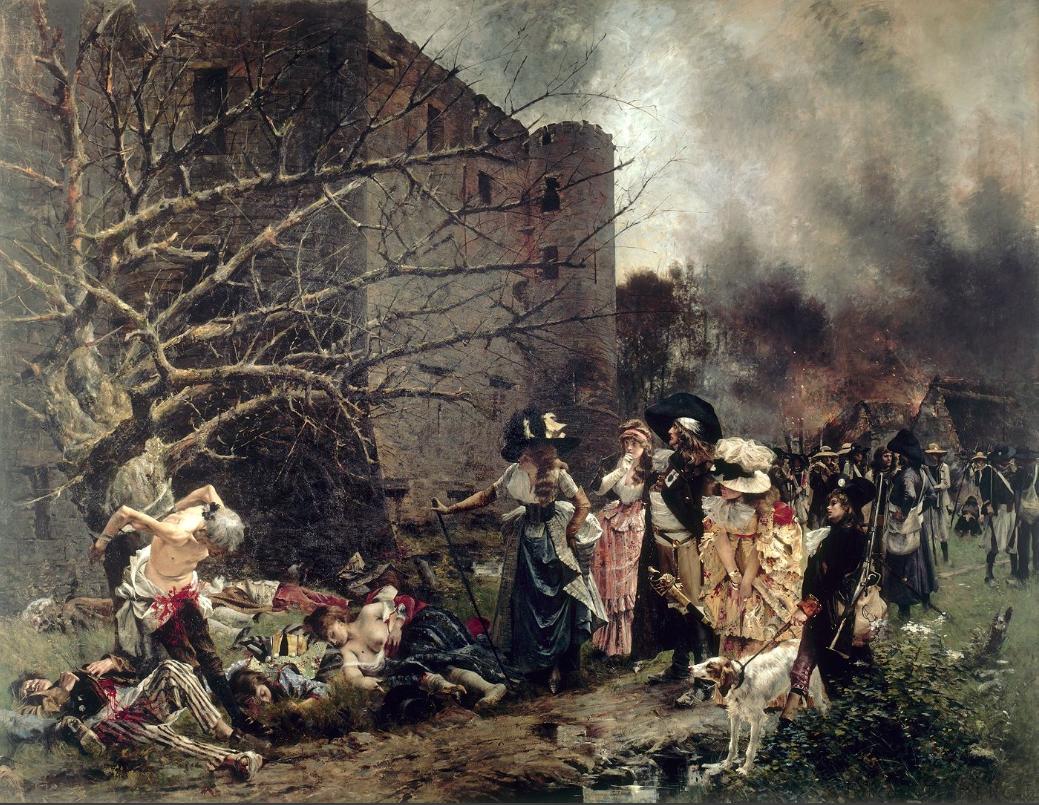 François Flameng machecoul