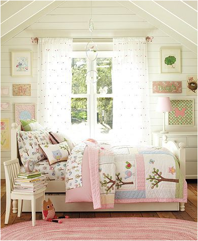 Key interiors by shinay vintage style teen girls bedroom - Dormitorios vintage chic ...