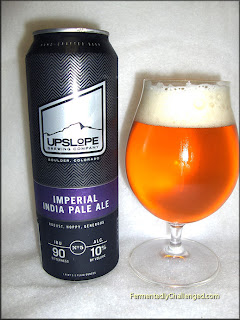 Upslope Brewing Imperial India Pale Ale