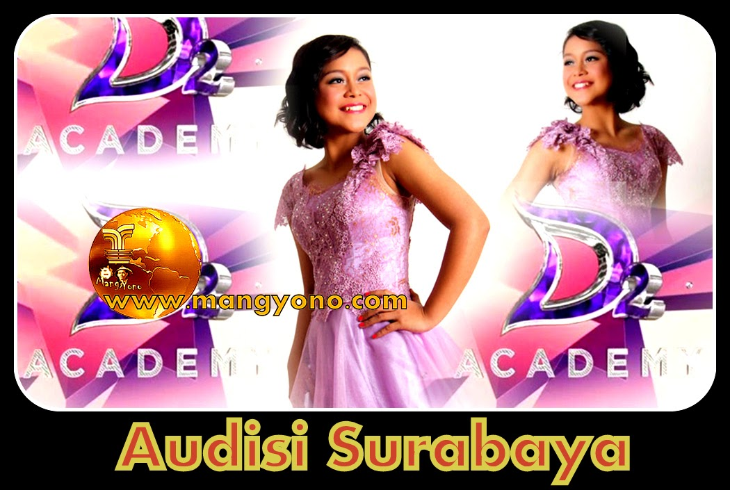 Liputan D'Academy 2 Audisi Surabaya 4 Februari 2015