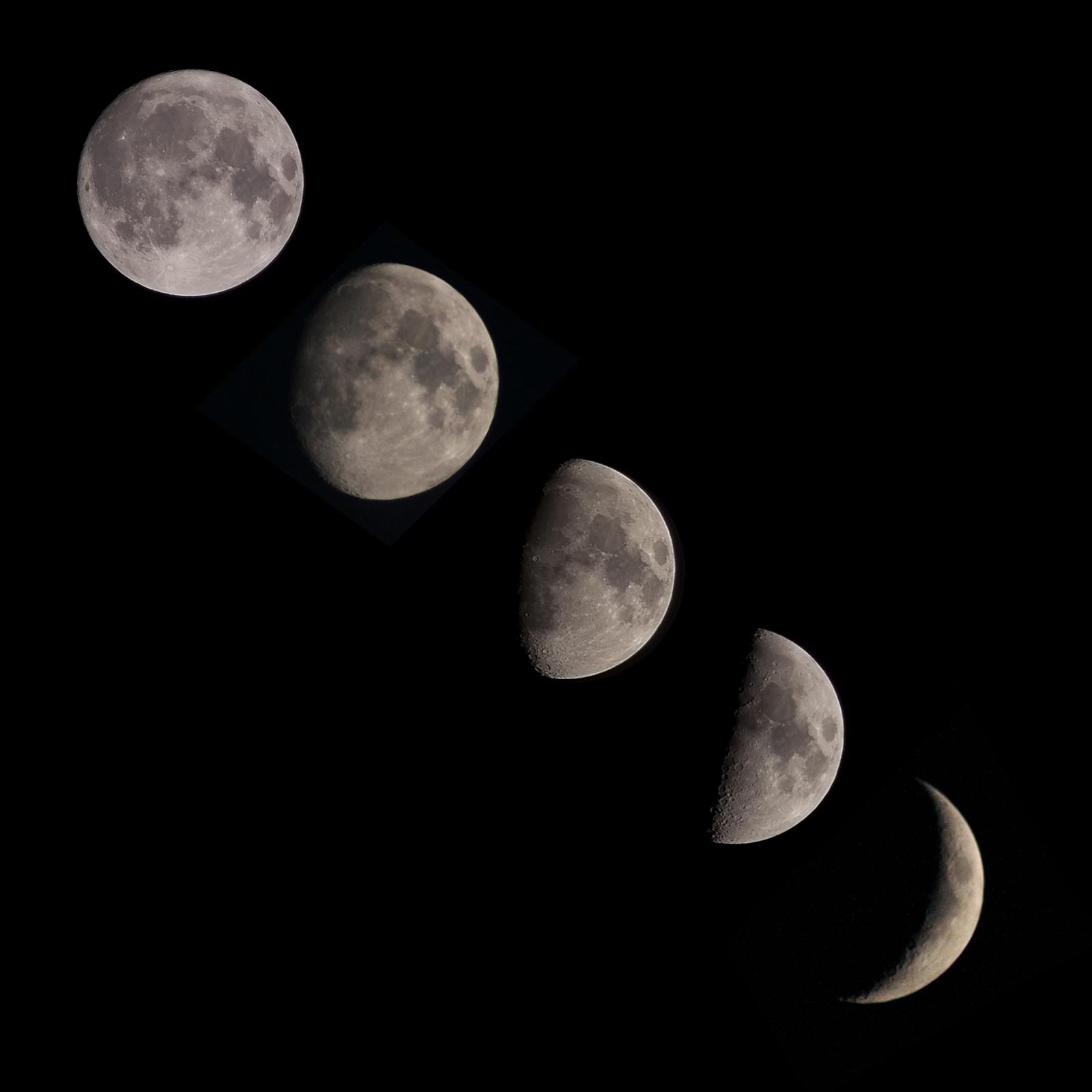 free moon photo