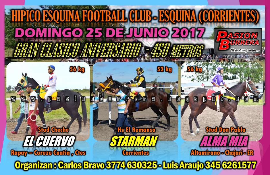 ESQUINA - 25 DE JUNIO - 450