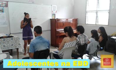 EBD  VERSUS ADOLESCENTES