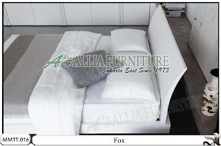 Tempat Tidur Minimalis Modern Model Fox