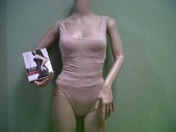 PAKET  I Loe Luffa Body Shaper (Baju+ Panty)