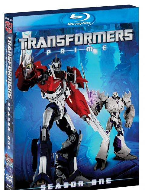 transformers live action movie blog  tflamb   transformers  prime the complete first season set