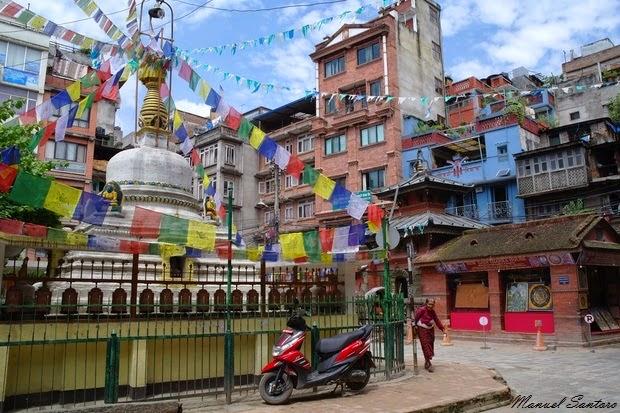 Kathmandu, tempio di Nateshwar