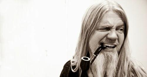 Marco Hietala from Nightwish ~ STAY SUPER