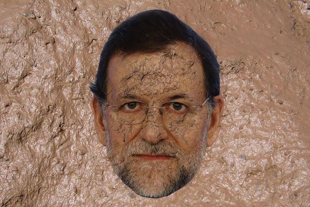Rajoy en el lodazal