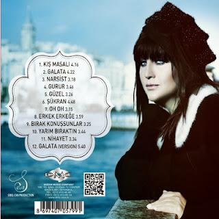 Sibel Can 2014 Galata Albümü Bütün Şarkıları Dinle VİDEO HD