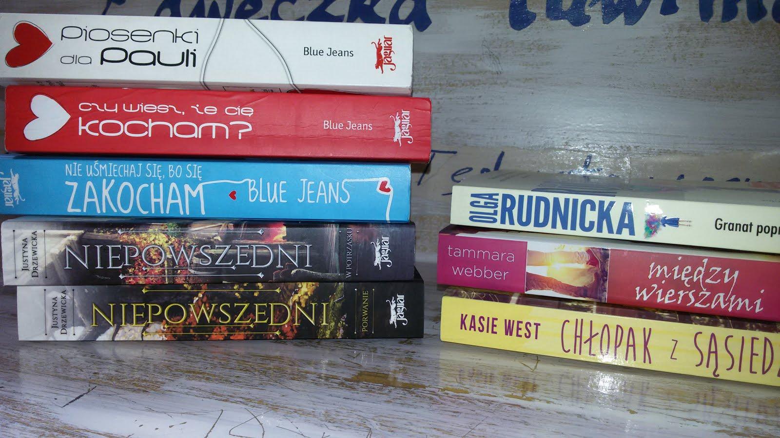 Nowe książki 2016/2017