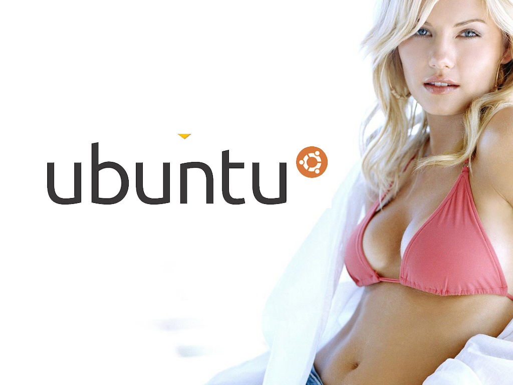 Ubuntu Girls Wallpaper Collection