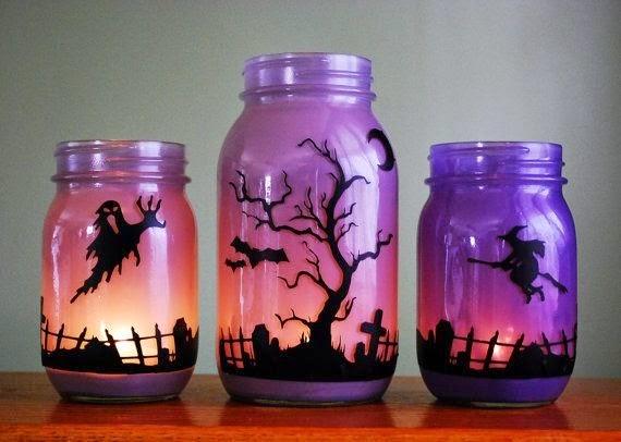 Le miele e una notte decora la tua casa x halloween for Decora la tua casa