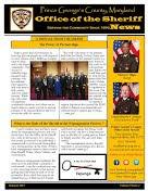 Sheriff's Newsletter- Summer 2019