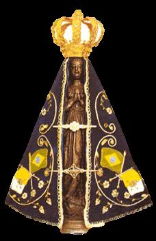 Convite- festa Nossa Senhora Aparecida
