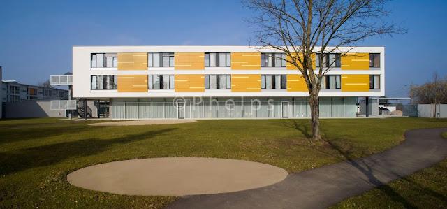 APH, Altenpflegeheim Attnang Puchheim - Arch. Gärtner/Neururer - Foto Andrew Phelps