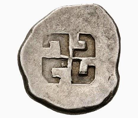 Swastika purba di yunani