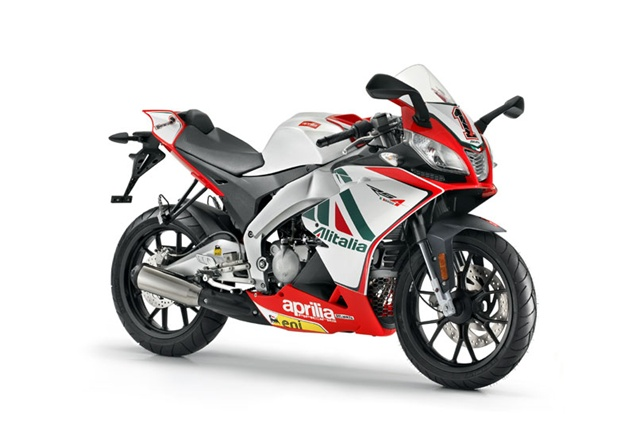 2011 aprilia rs4 50 sportbike and specification new motorcycle review. Black Bedroom Furniture Sets. Home Design Ideas