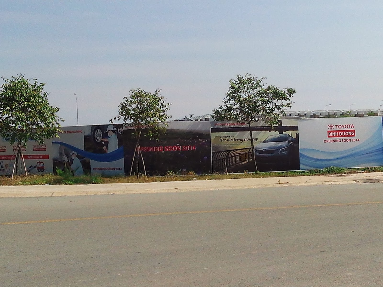 Toyota Thành phố mới Bình Dương, Toyota Thanh pho moi Binh Duong