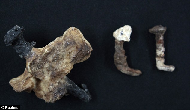 A Piece of Jesus' Cross? Relics Unearthed in Turkey