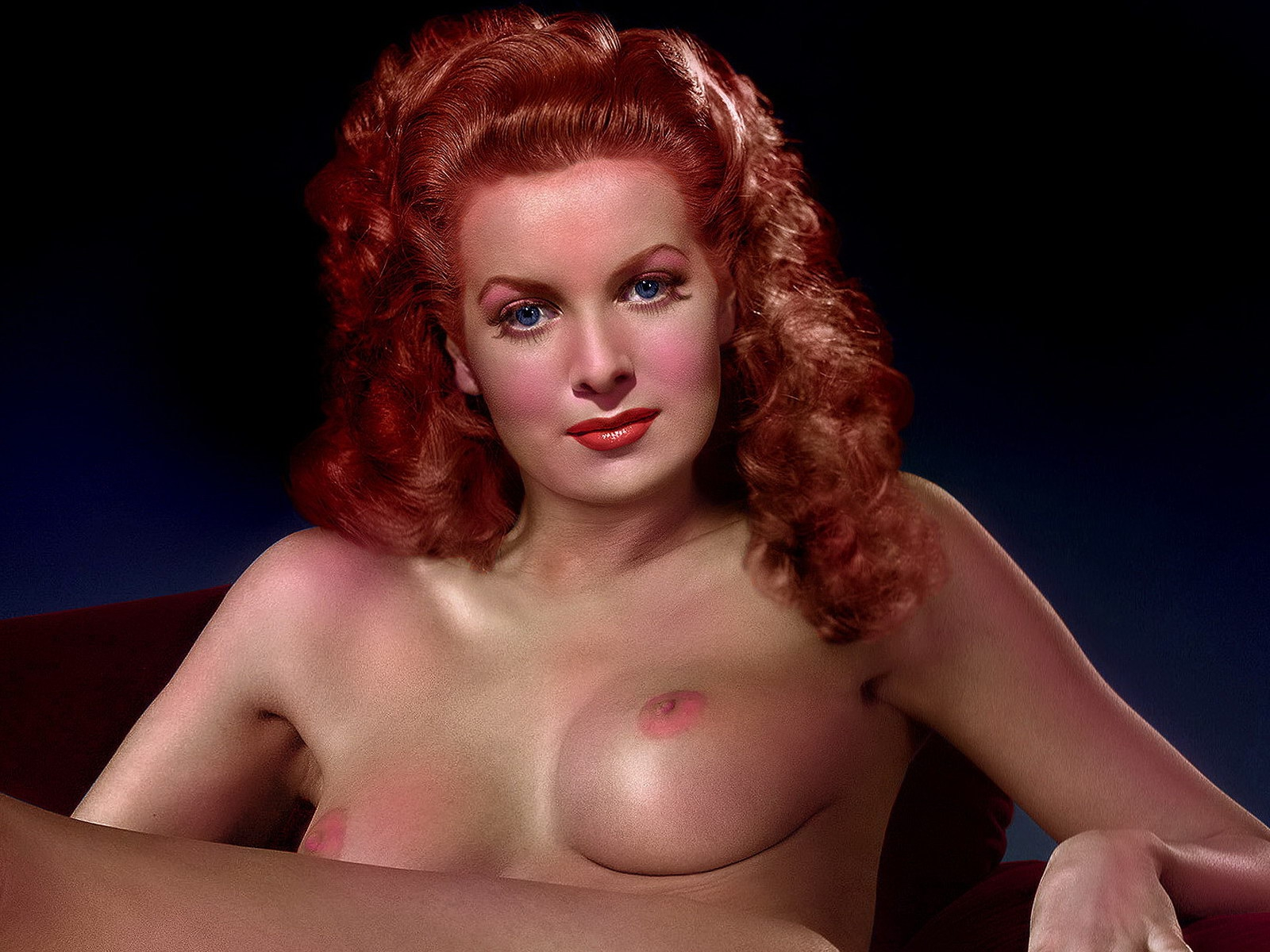Maureen Ohara Nude - Hot Girls Wallpaper
