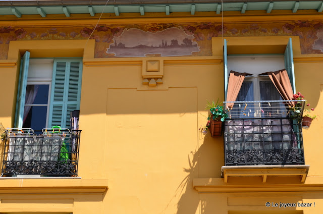 Menton  - façade