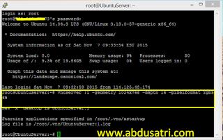 cara install firefox di vps linux