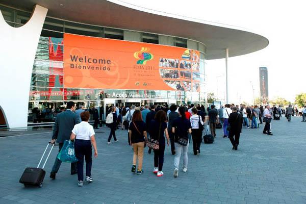 ITMA (バルセロナ・国際繊維機械ショー)