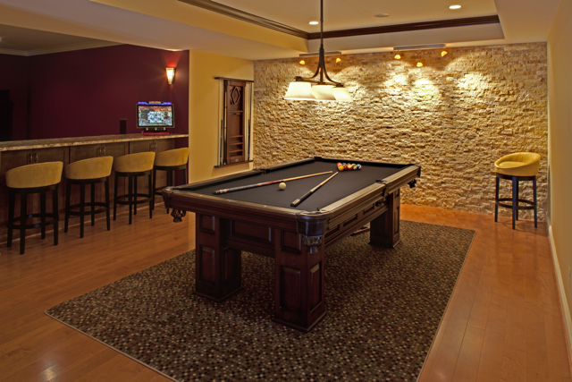 Home equity builders inc constructive ideas 2011 chrysalis award winning finished basement - Cool finished basements gallery ...