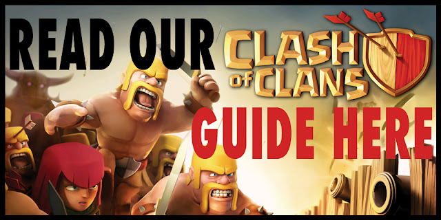 Clash of Clans Goblin And Barbarian Combi For Raids