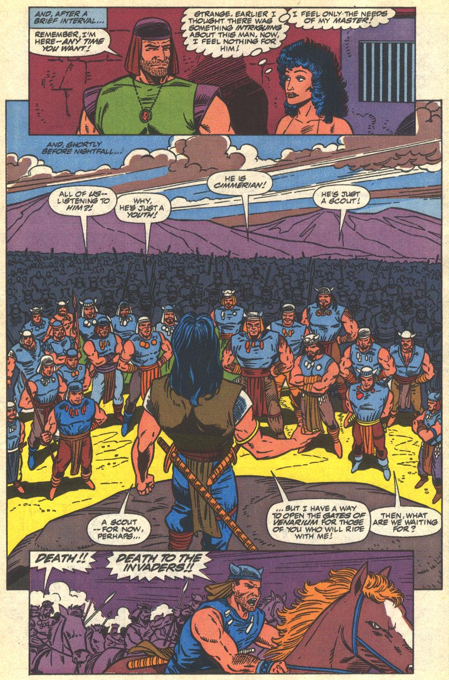 Conan the Barbarian (1970) Issue #235 #247 - English 13