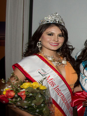 Miss International Costa Rica 2012