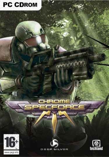 Chrome: Specforce Highly Compressed Full Game Free Download