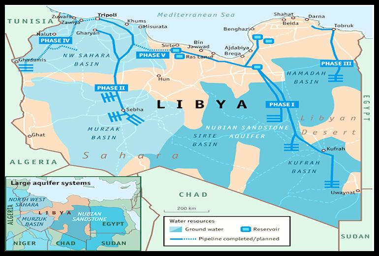 Economist-Libyas-Aquifiers