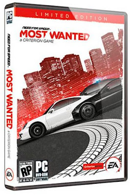 Need For Speed Most Wanted Limited Edition - PC-Game (2012)