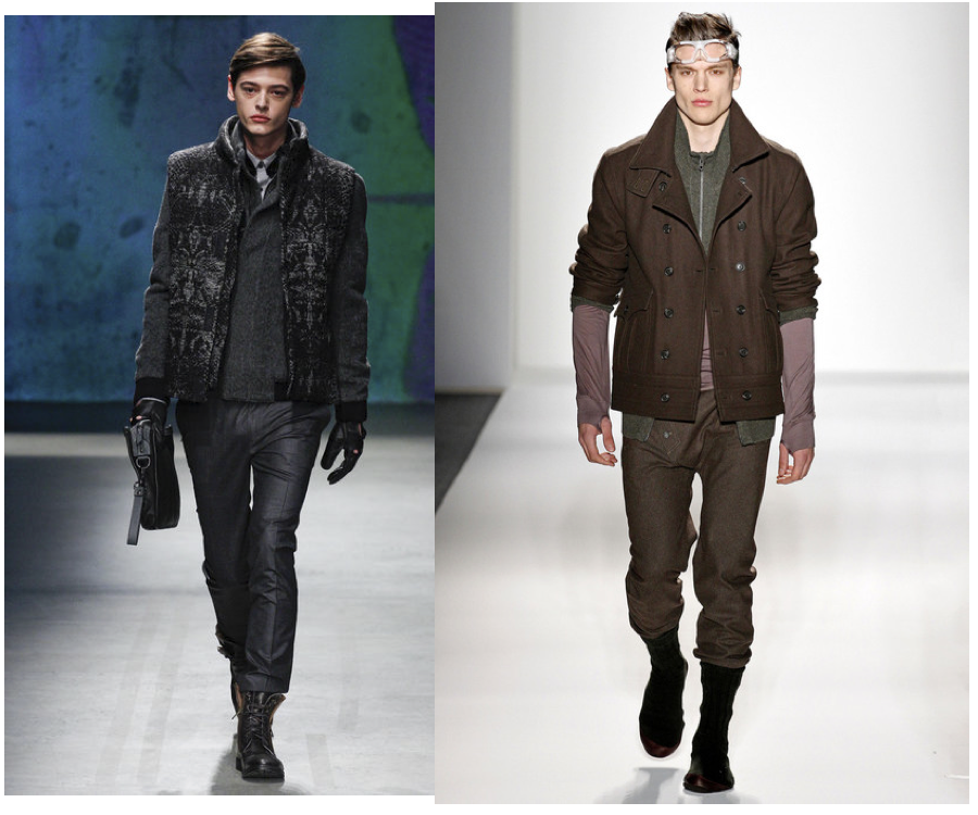 HD New York Fall Fashion Trends Men