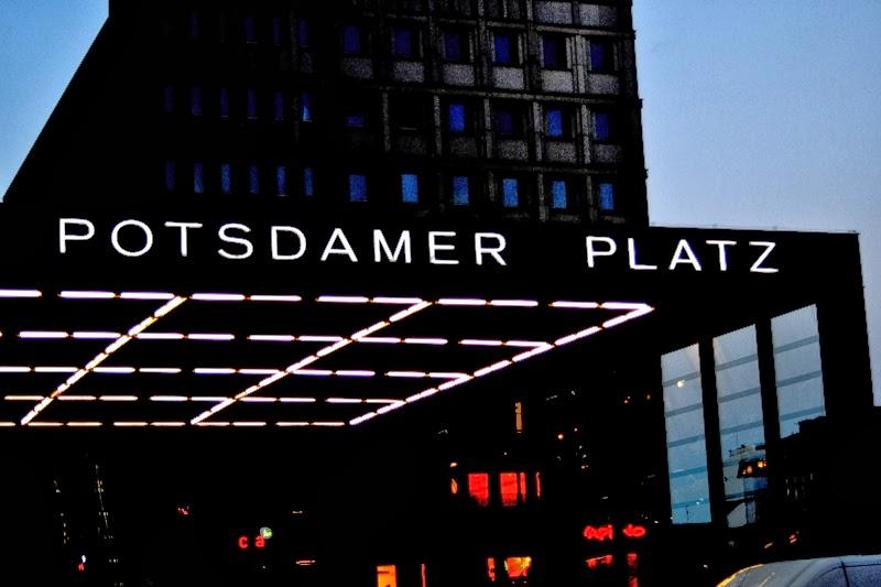 potsdamer platz berlin sight seeing