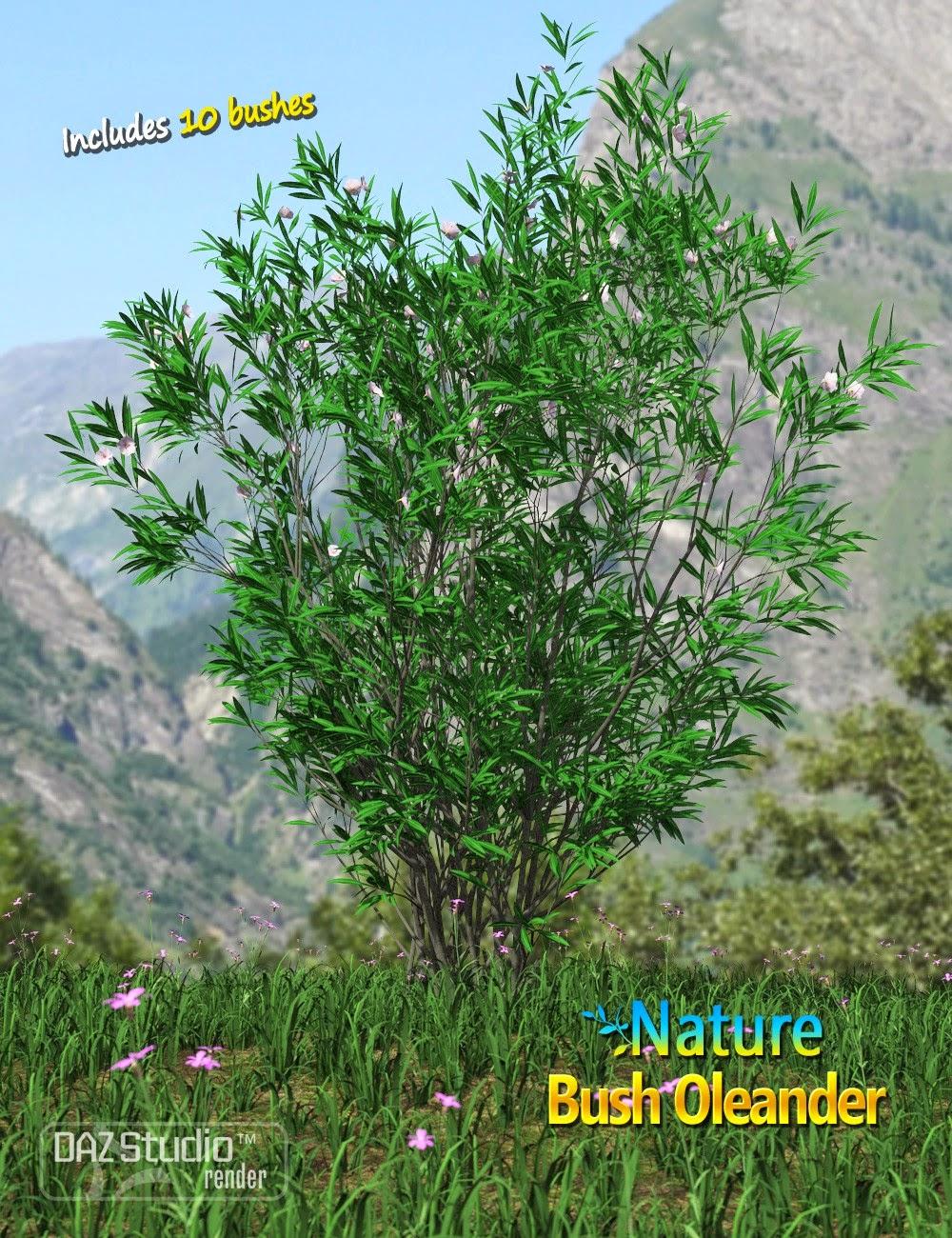 Nature - buissons Bundle