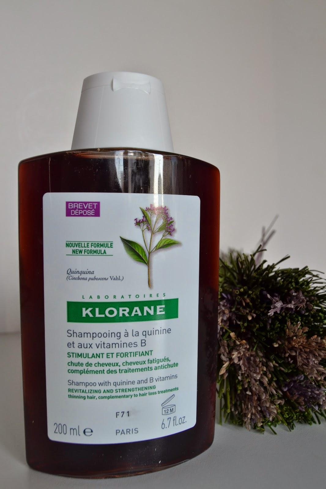 klorane kullanıcı yorumları - klorane şampuan - kinin maddesi nedir - b vitaminli şampuan - kozmetik blogları - makyaj blogları -kloran nerden alabilirim