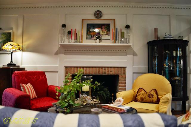 Dutch colonial home tour in maryland debbiedoos for Dutch colonial interior design