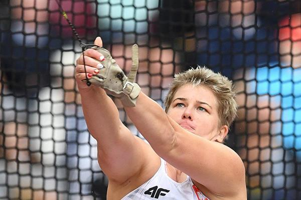 Anita Wlodarczyk - Hammer Throw