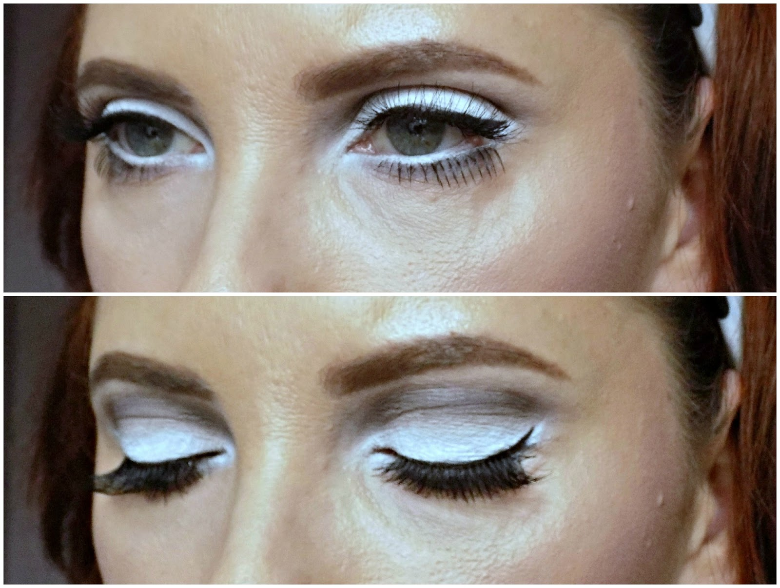 60s makeup eyes wwwpixsharkcom images galleries with